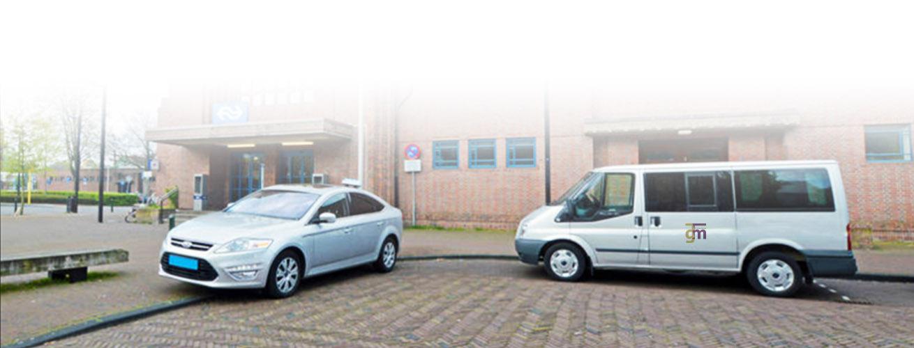 Taxi van Bussum